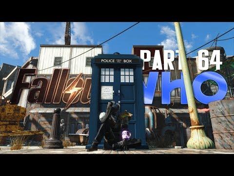 GREENDUDE XL Plays... Fallout Who Part... 64 | FALLOUT 76!!!