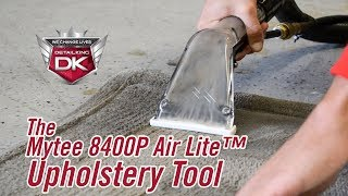 The Mytee 8400P Air Lite™ Upholstery Tool - Detail King