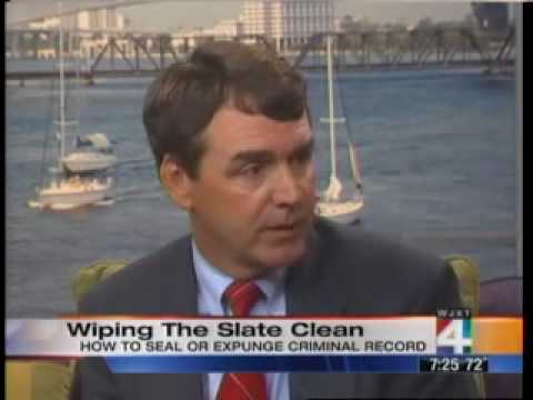 Florida Expungement Lawyer, Sealing Your Record, Attorney Scott Mitchell