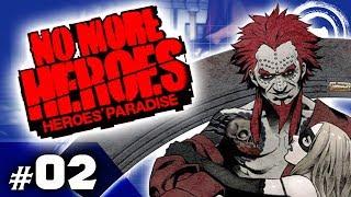 No More Heroes Part 2   TFS Gaming