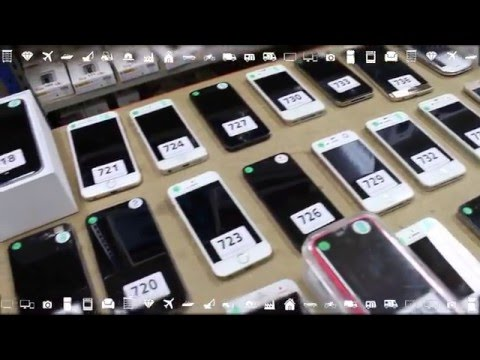 Mobile Phones and Accessories up for Online Auction