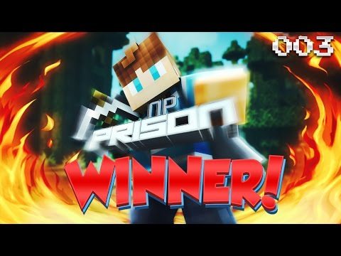 Minecraft OP Prison: GIVEAWAY WINNER + GIVEAWAY!!!! (Episode 3)
