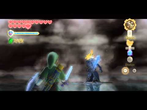Legend of Zelda: Skyward Sword - Final Boss: Demise [HD]