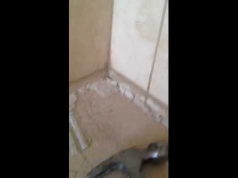 Why Tile Shower Seats Leak.MOV