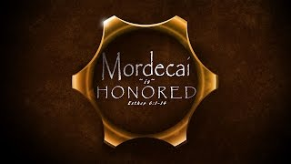 Mordecai is Honored (Esther 6:1-14)