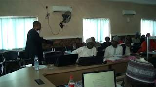 Presentation on Activisim by Barr Eze Onyekpere Part 9