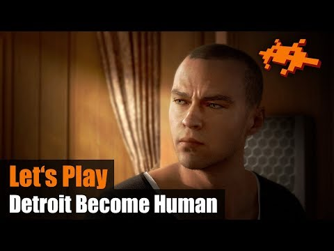 Detroit Become Human #03: Maler-Manfred [PS4 Pro]