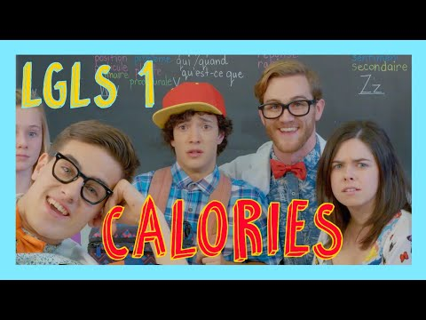 EP1 - Let's Go Learn Stuff! - What Are Calories?