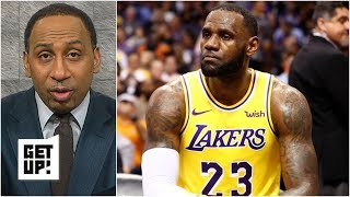 Outside of LeBron, who on the Lakers roster is worth keeping? – Stephen A. | Get Up!