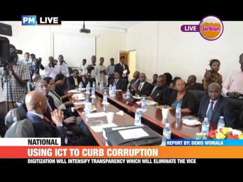 PMLIVE: USING ICT TO CURB CORRUPTION