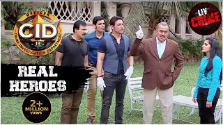 Who's Playing The Mind Tricks? | सीआईडी  | CID | Real Heroes