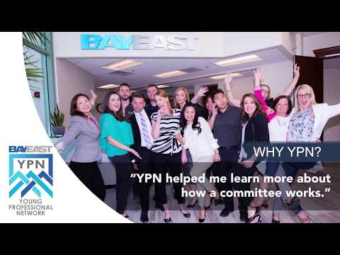 Why YPN | Bay East BUZZ