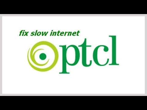How to fix your PTCL slow internet connection