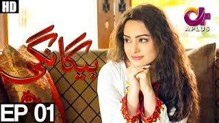 Begangi - Episode 1 | A Plus ᴴᴰ Drama | Nasheen Ahmed, Sharoze Sabzwari