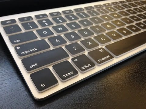 Silicone Apple Keyboard Cover (purchased on eBay for iMac and MacBook Pros of all sizes) Review
