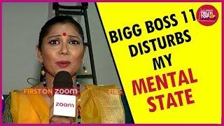 Manini Mishra Bigg Boss 11 Disturbs My Mental State Talks About Her Look Exclusive