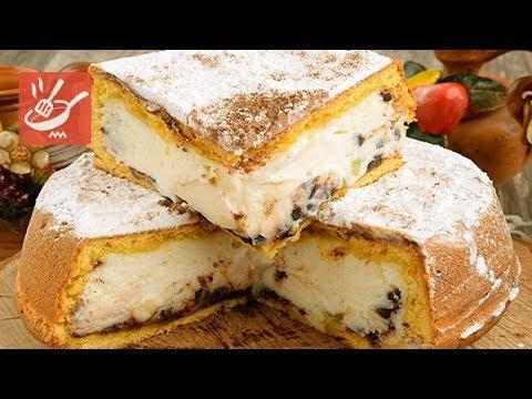 Chocolate Ricotta Cake (Spadellandia)