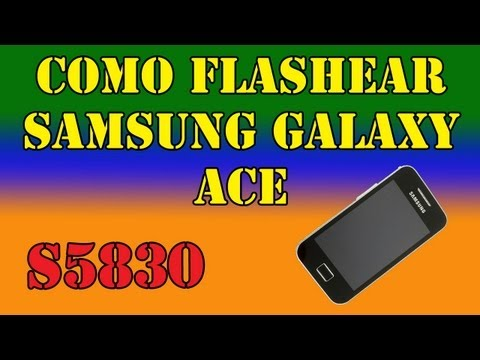 How To Update Samsung Galaxy Ace Into Android 2 3 6 DDKQ8