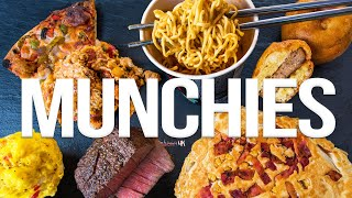 Download The Best Munchies - 6 Quick & Easy Recipes | SAM THE COOKING GUY 4K Video