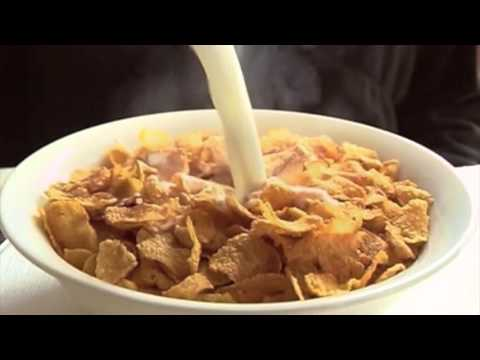 CORN FLAKES   HOT MILK