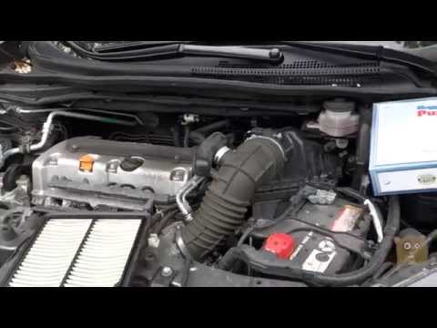 How To Change Honda CR-V CRV Car Engine Air Filter