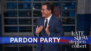 Trump Is Turning Pardon Power Into Reality TV