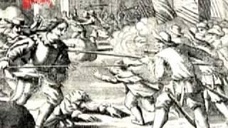 1671. Panamá: Comienza ataque de Henry Morgan