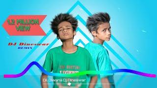 New Nagpuri Dj Song 2018    Dil Deewana (Superhit Romantic Dance Mix)Singer - Pritam    Dj Dineswar