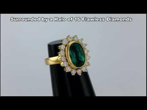Buy Emerald Gemstone online in India