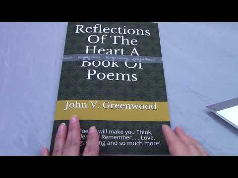 My husband's book of poems