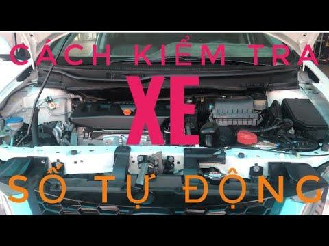 Cách kiểm tra xe số tự động khi mua ô tô cũ để chạy bằng lái B2 | Đại Vlog ô tô cũ.