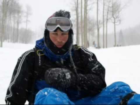 Denver Skiing March 2009 - short