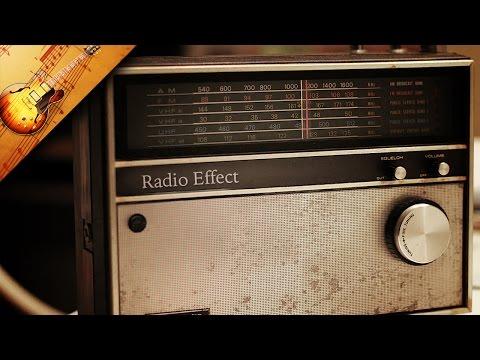 How To Make A Radio Effect In Garageband 10