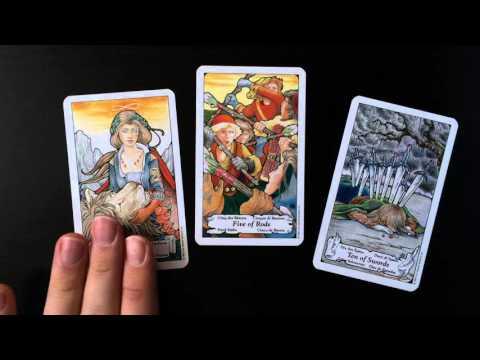 Daily Tarot Reading for 27 February 2016   Gregory Scott Tarot