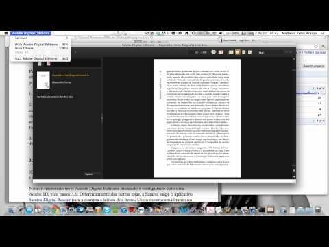 Como Remover DRM de Livros