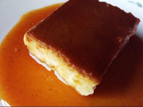 Easy Caramel Custard (Flan/Creme Caramel) recipe