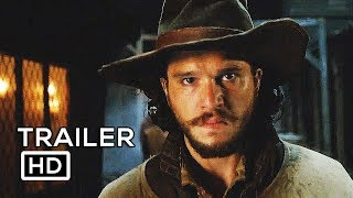 GUNPOWDER Official Trailer (2017) Kit Harington TV Show HD
