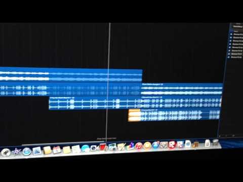 GarageBand- Second Song: EPIC BASS DROP
