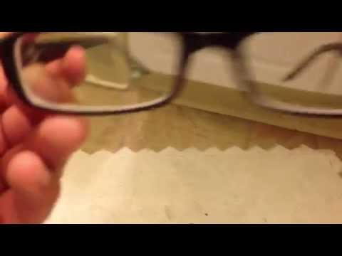 How To Tune your Glasses with a Blow Dryer