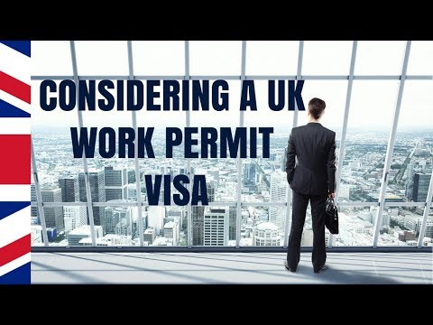 Looking for a UK Tier 2 Visa | Work Permit Visa