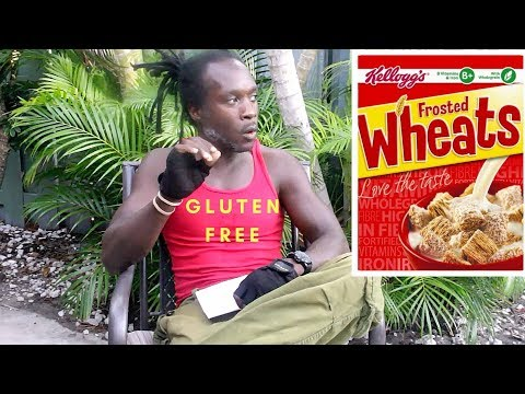 WHY I DONT EAT WHEAT -   GLUTEN FREE BLACK VEGAN AND DEPRESSION