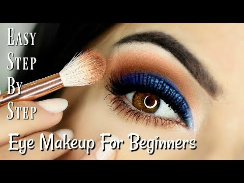 Beginner Eye Makeup Tips & Tricks | HOW TO MAKE BROWN EYES POP