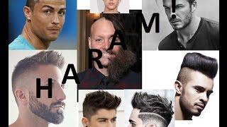 HARAM Haircuts & Styles!!!