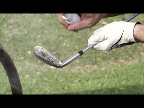 Groove Caddy – Motorised Golf Club Cleaning Brush