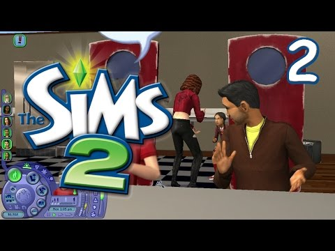 The Sims 2 Part 2 - Moving Day