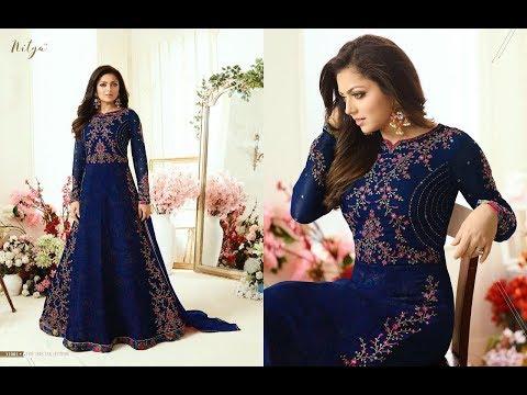 latest indian Salwar Kameez collections 2017 || LT Fabrics || Nitya Suit Vol-110