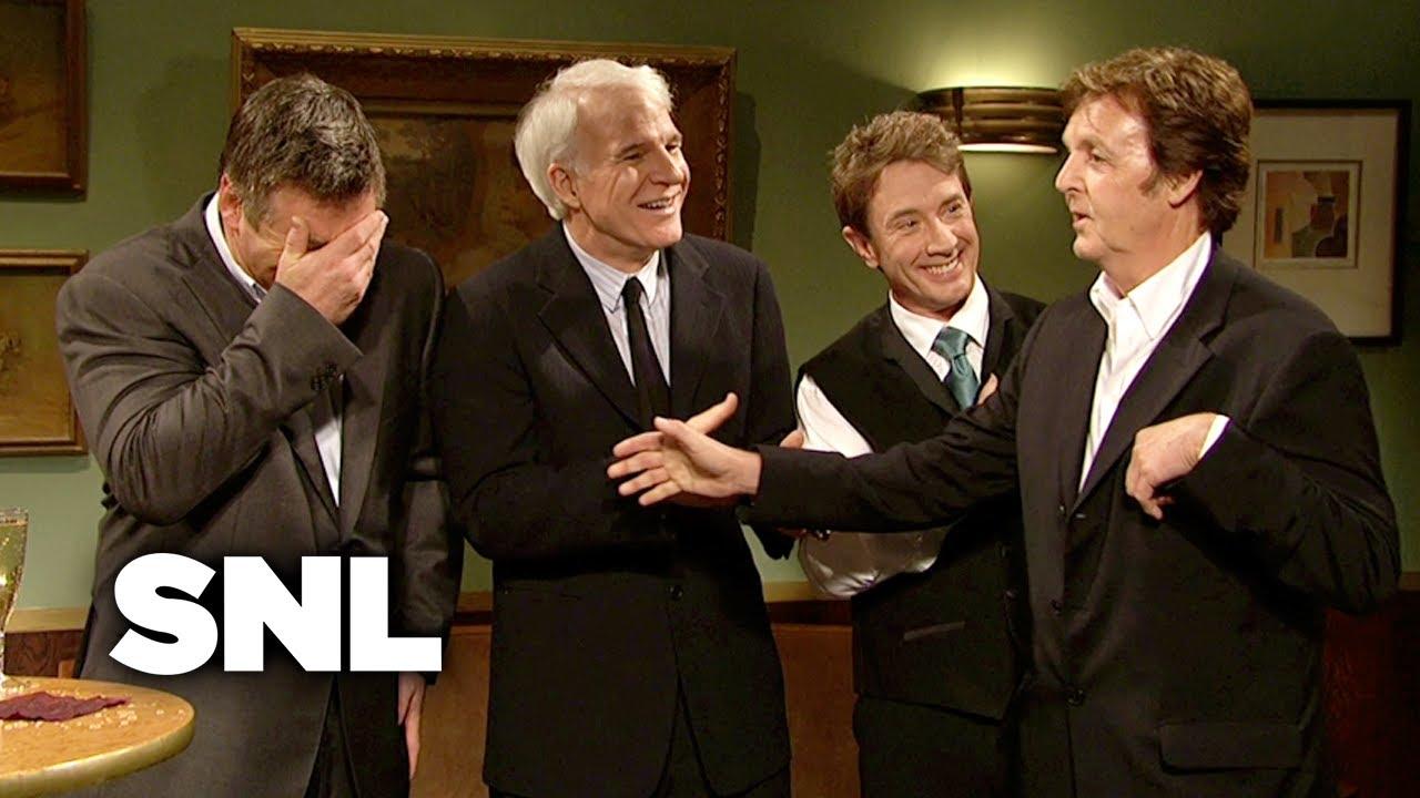 Platinum Lounge - Saturday Night Live