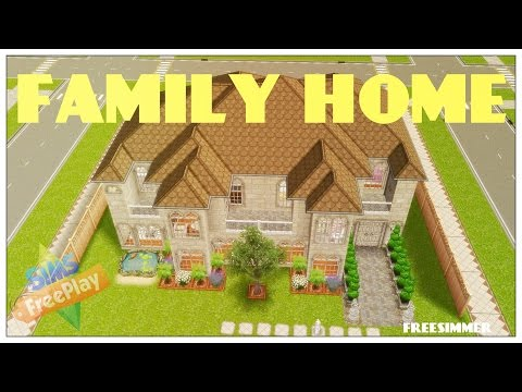 Sims Freeplay - Family Home