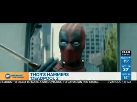 Thor's Hammers: Deadpool 2