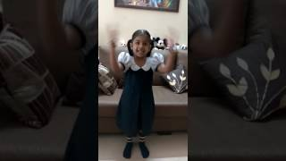 Speech - My country India 🇮🇳 by lkg kid